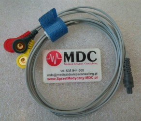 Kabel EKG do monitora EKG PC-80B Creative Prince 180B Heal Force.jpg