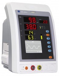 Kapnograf PC-900A Respironics CO2 + SpO2/PR